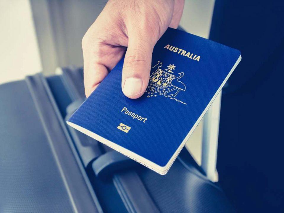 کشورهای بدون ویزا با پاسپورت استرالیا