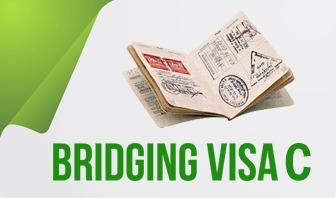 3. ویزا Bridging Visa C (BVC):