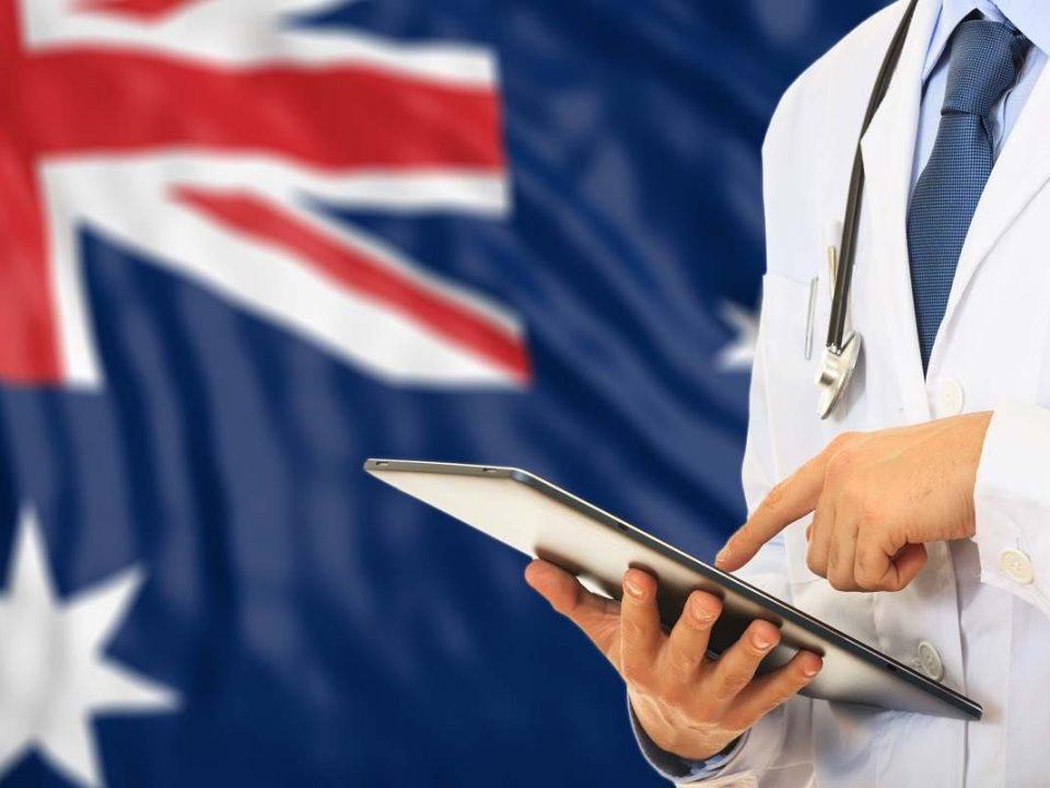 خدمات درمانی در استرالیا