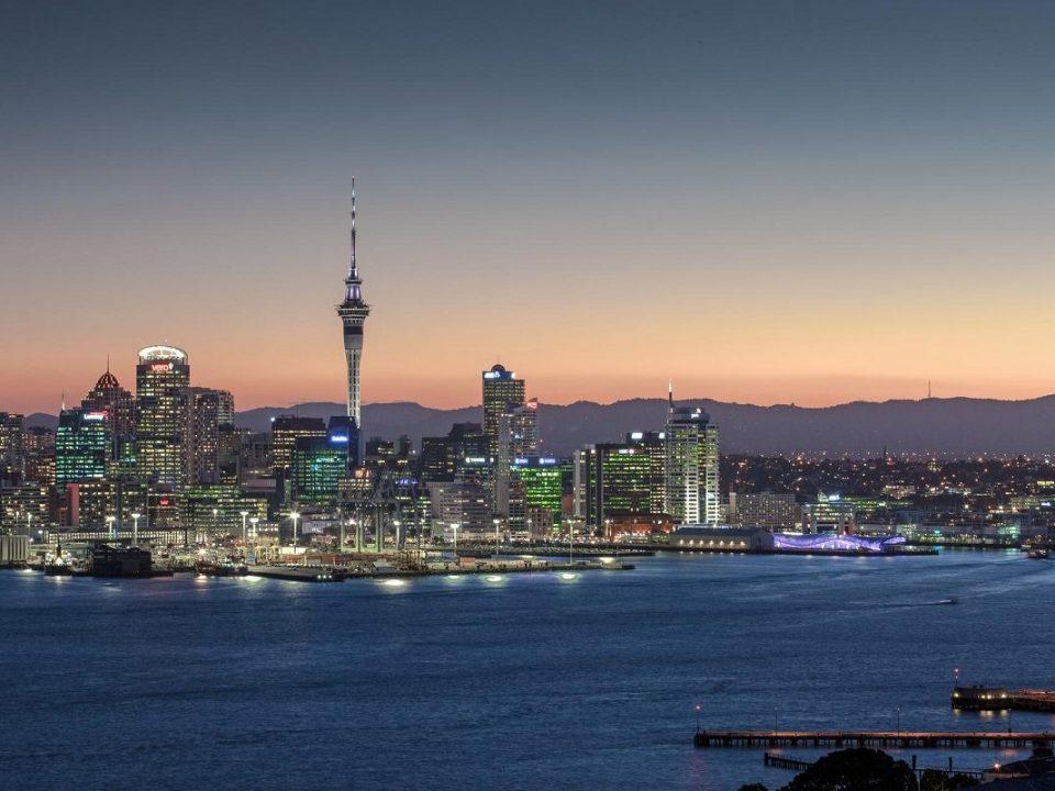 در مورد نیوزیلند