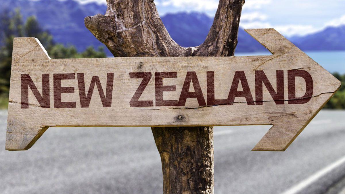 کشور نیوزیلند برای زندگی