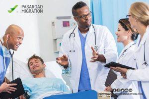 خدمات پزشکی در نیوزلند