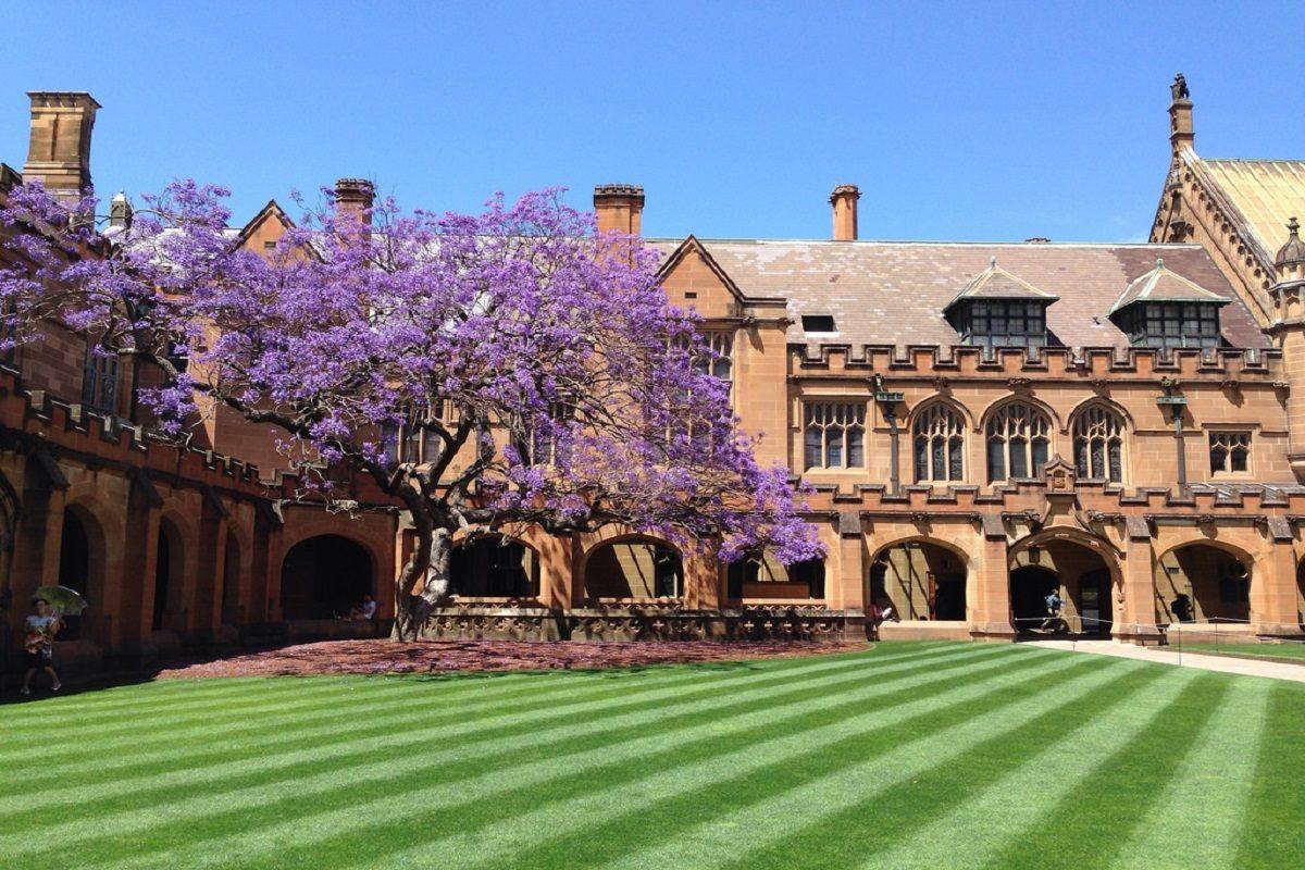 لیست دانشگاه های استرالیا
