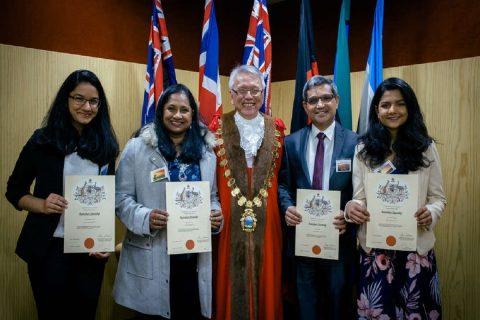 شهروندی نیوزیلند