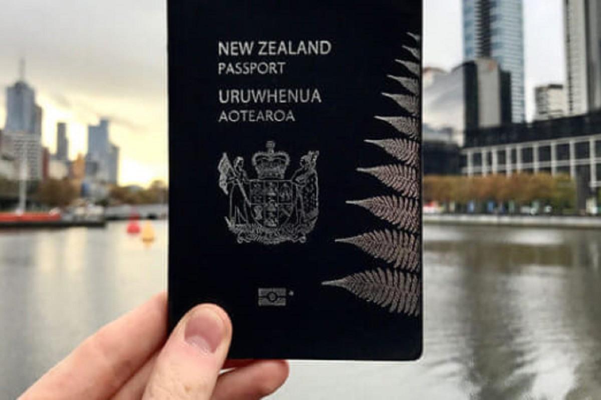 قدرت پاسپورت نیوزیلند