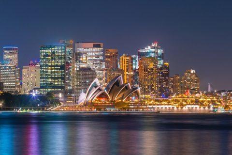 سیدنی استرالیا برای زندگی