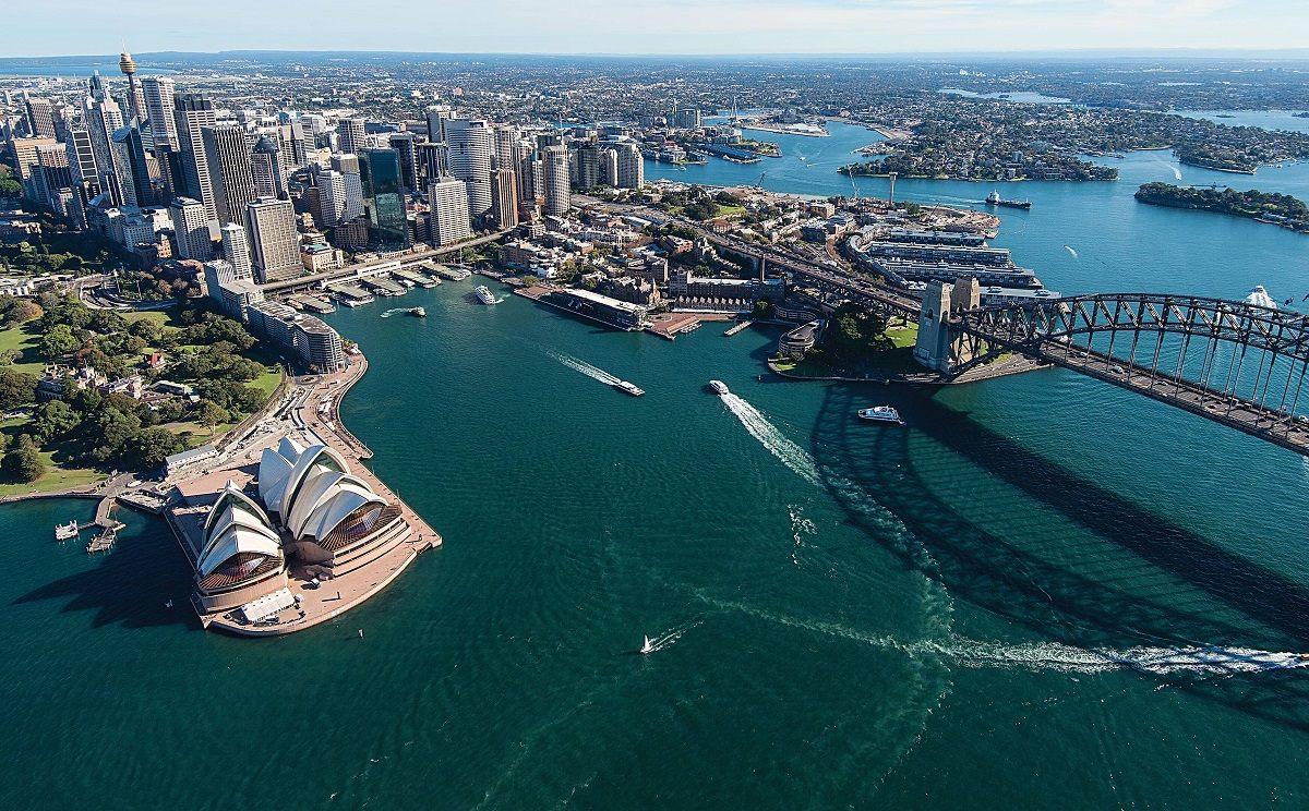 واردات و صادرات به استرالیا