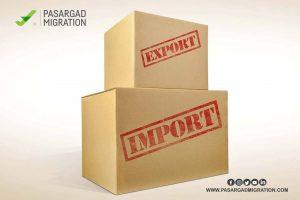 صادرات-واردات