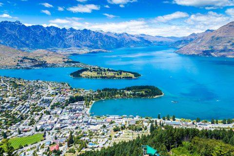 زندگی در کویینزتاون نیوزیلند