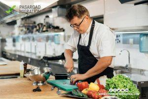آشپزی در استرالیا