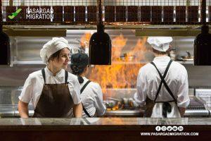 زندگی یک آشپز در استرالیا