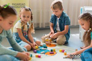 نگهداری از کودکان در استرالیا