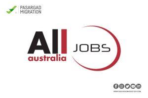 سایت کاریابی در استرالیا سایت AllJobs