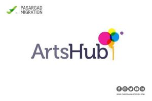 سایت کاریابی در استرالیا ArtsHub